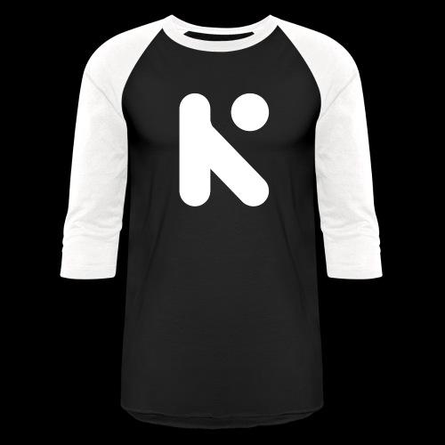 White K png - Baseball T-Shirt