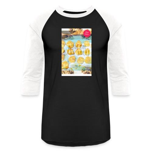 Best seller bake sale! - Unisex Baseball T-Shirt