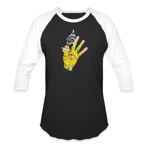 Khalwi High Khamsa - Baseball T-Shirt