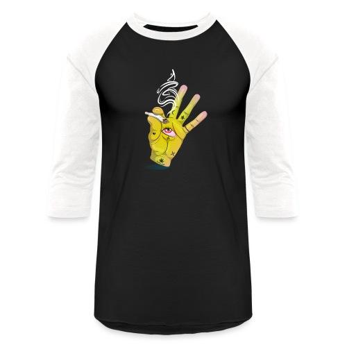 Khalwi High Khamsa - Baseball T-Shirt