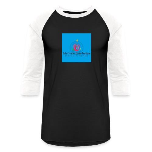 Debs Creative Design Boutique 1 - Unisex Baseball T-Shirt