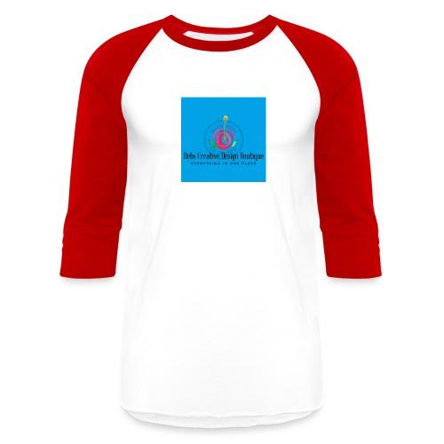 Debs Creative Design Boutique 1 - Baseball T-Shirt