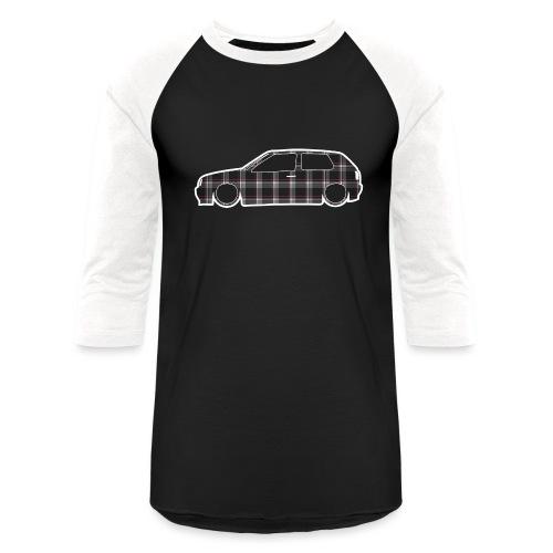 Golf Gti Mk3 - Unisex Baseball T-Shirt