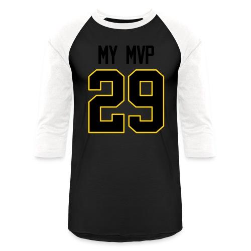 mvp - Unisex Baseball T-Shirt