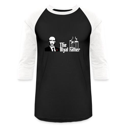 The Blyat Father - Baseball T-Shirt