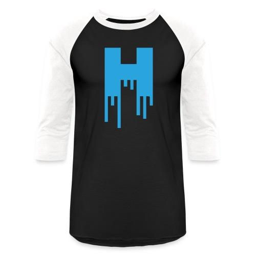 Logo NB 20cm - Unisex Baseball T-Shirt