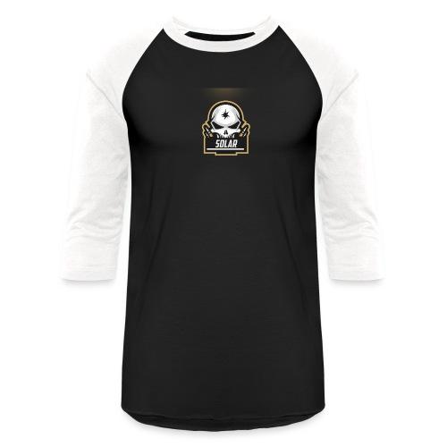 Solars Merch ! limited edition - Unisex Baseball T-Shirt