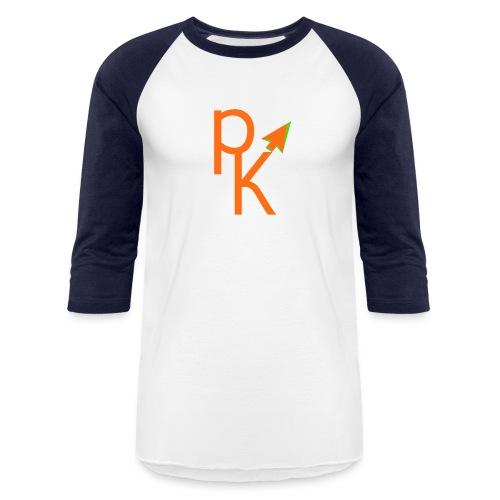 Plusklix Logo - Baseball T-Shirt