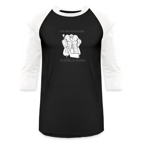 Design 6.5 - Unisex Baseball T-Shirt