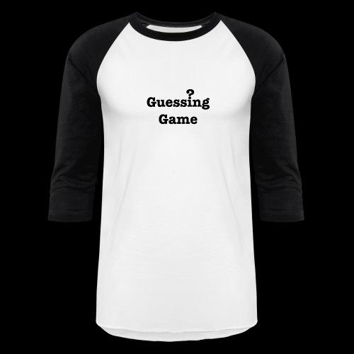 Question - Baseball T-Shirt