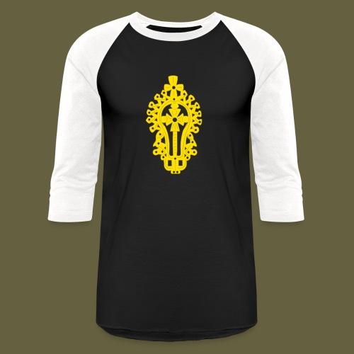 Lasta Cross - Baseball T-Shirt