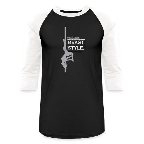 Activate: Beast Style - Baseball T-Shirt