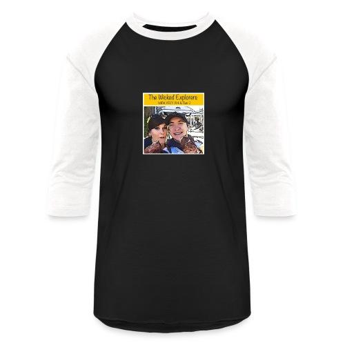 25591815_1474585899324945 - Baseball T-Shirt