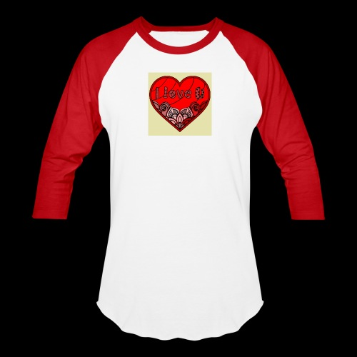 DE1E64A8 C967 4E5E 8036 9769DB23ADDC - Baseball T-Shirt