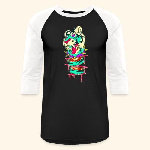 - Decaptiger - - Baseball T-Shirt