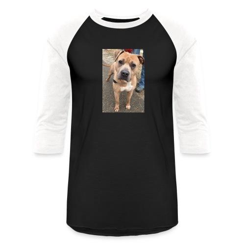 Brute Pup - Unisex Baseball T-Shirt