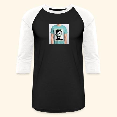foolish boy come here - Baseball T-Shirt