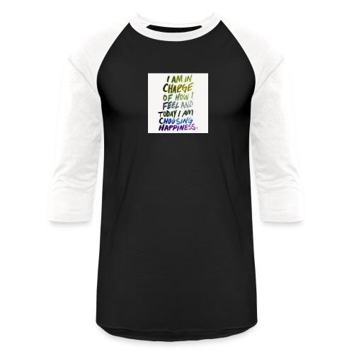 Happiness - Unisex Baseball T-Shirt