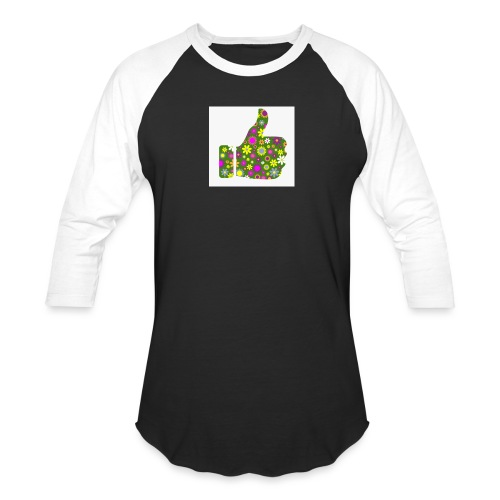 Greenflowerthumb - Unisex Baseball T-Shirt