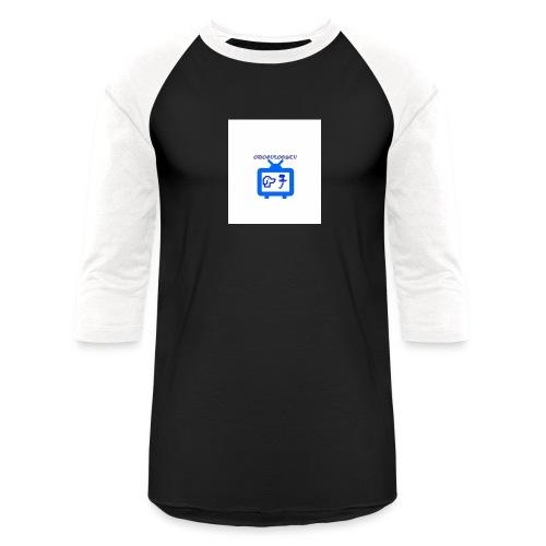 OdogVlogsTv Offical Logo - Baseball T-Shirt