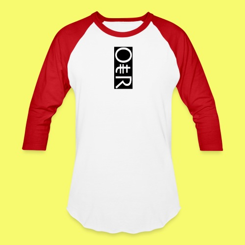 OntheReal coal - Baseball T-Shirt