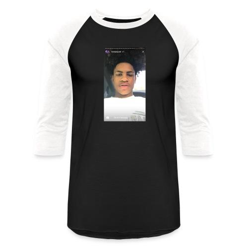 F4590FC6 2BCE 49C0 B208 388675CD285D - Unisex Baseball T-Shirt