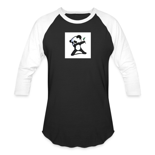 Panda DaB - Unisex Baseball T-Shirt
