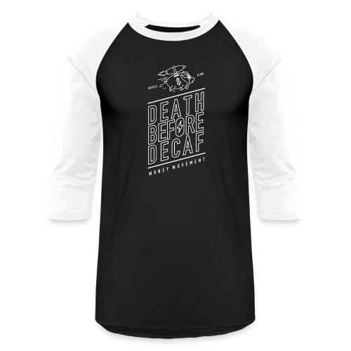 coffee cup white - Baseball T-Shirt