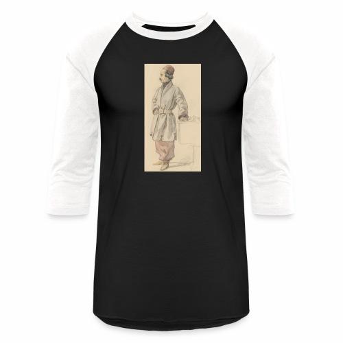 rs portrait sp 01 - Baseball T-Shirt