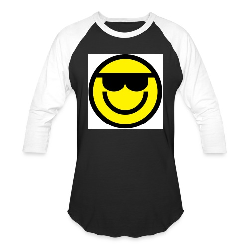 Emoticon Sunglasses png - Baseball T-Shirt