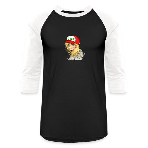 CrazyNerdyEric - Unisex Baseball T-Shirt