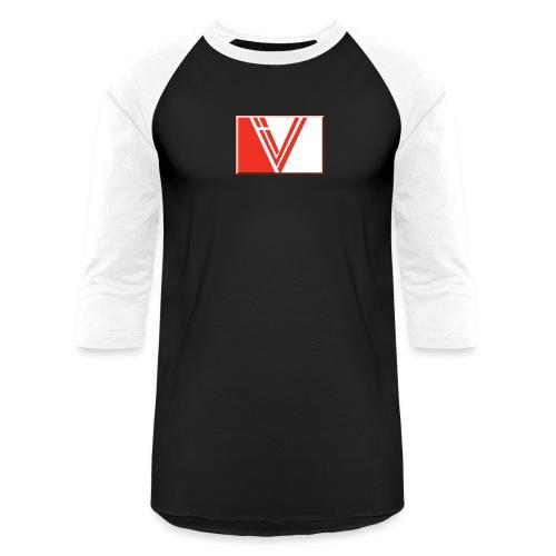 LBV red drop - Baseball T-Shirt