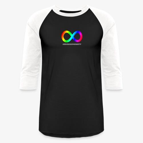 Neurodiversity - Baseball T-Shirt