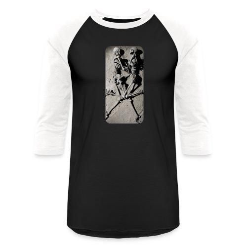 iphone skeletons - Baseball T-Shirt