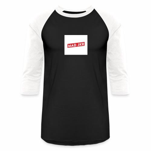 Mad rouge - Unisex Baseball T-Shirt