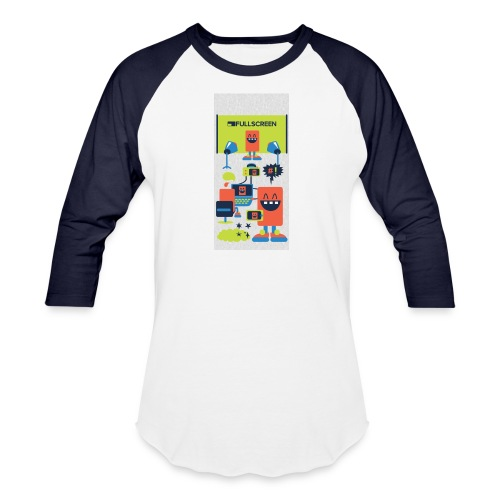 iphone5screenbots - Baseball T-Shirt