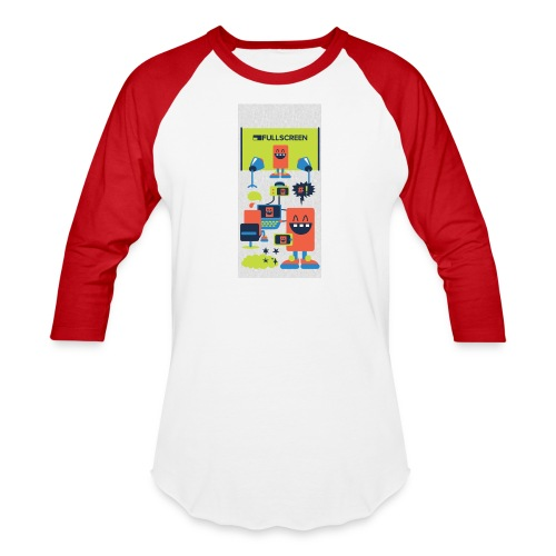 iphone5screenbots - Baseball T-Shirt