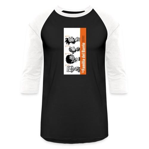 case1iphone5 - Unisex Baseball T-Shirt