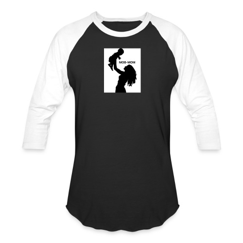 MOB-MOM - Baseball T-Shirt