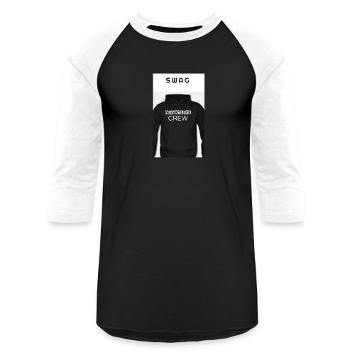 NIGHTLIFE CREW - Unisex Baseball T-Shirt