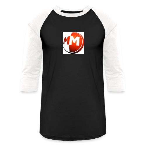 MM logo - Baseball T-Shirt