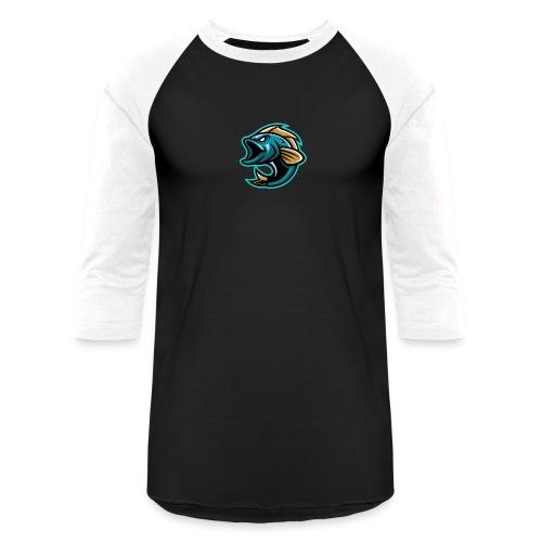 PogFish Logo Only - Baseball T-Shirt