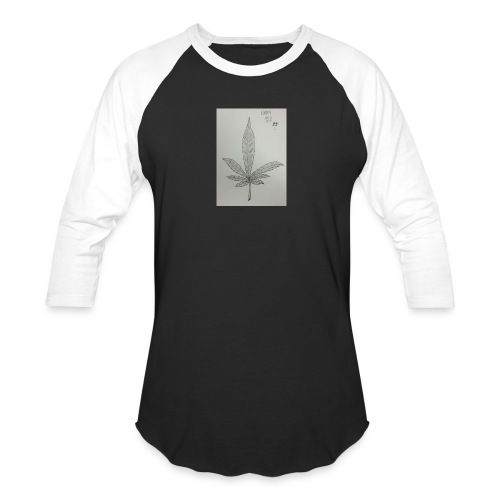 Happy 420 - Baseball T-Shirt