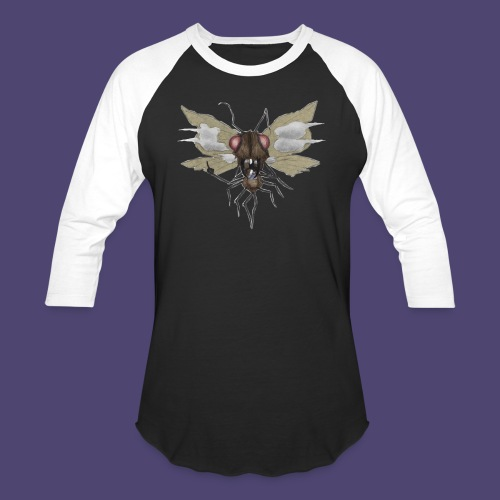 Toke Fly - Baseball T-Shirt