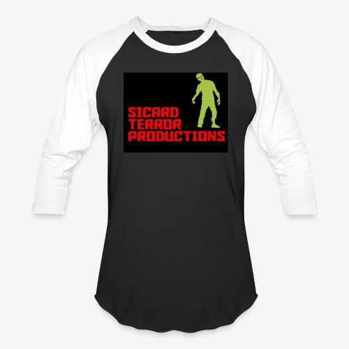 Sicard Terror Productions Merchandise - Baseball T-Shirt