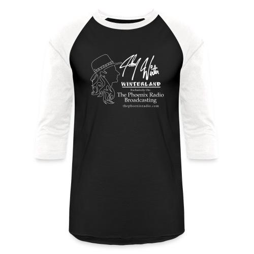 Johnny Winter's Winterland - Baseball T-Shirt