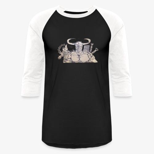 bdealers69 art - Unisex Baseball T-Shirt