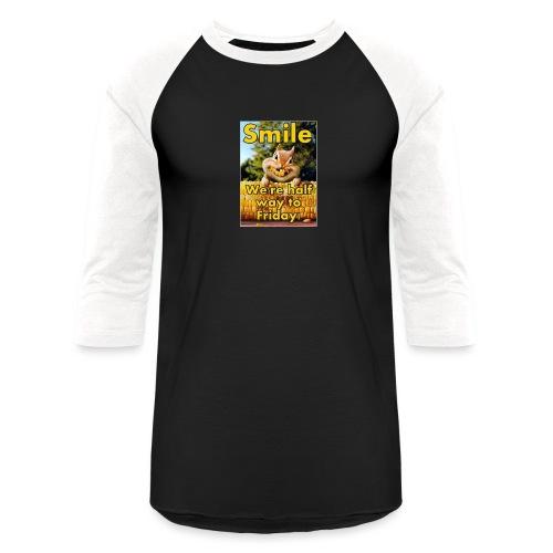 FB IMG 1612914422131 - Unisex Baseball T-Shirt