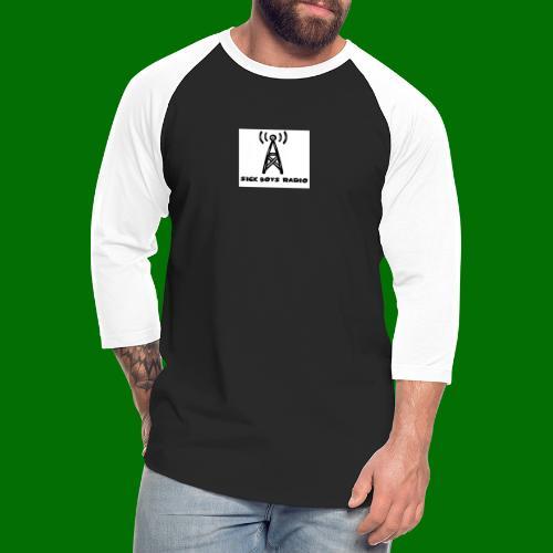 Sick Boys Radio Tower - Unisex Baseball T-Shirt