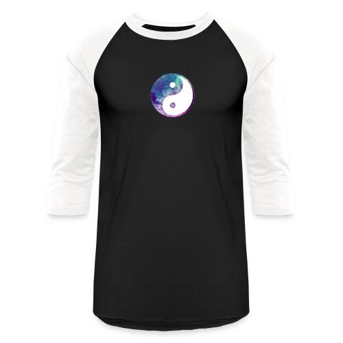 ying and yang - Baseball T-Shirt
